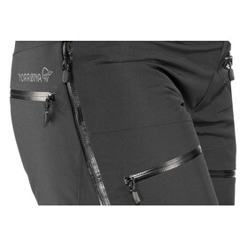 Norrøna Lofoten Gore-Tex Insulated Pants Women Caviar